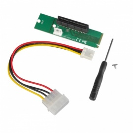 Carte d'extension Dayspirit M.2 à PCIE, carte adaptateur NGFF à PCI-E X4