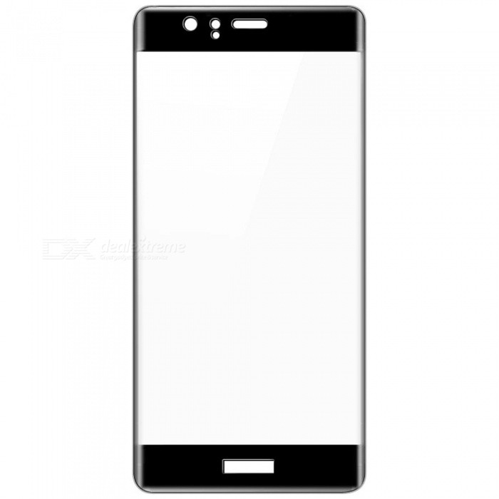 Naxtop Tempered Glass Screen Protector for Huawei P9 - Black
