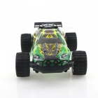 JJRC Q36 2.4G 4WD 1/26 30 + km / h monster truck RC car - verde