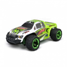 JJRC Q35 2.4G 4WD 1/26 30+km/h Monster Truck RC Car - Black