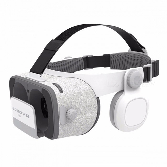 Xiaozhai Z5 VR 3D Glasses - Gray�� White