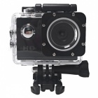 "2.0"" LCD Screen, 90 Degree Wide Angle Lens, 30m Waterproof, Built-in TF Card Slot, USB 2.0"