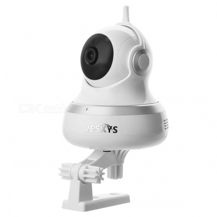 VESKYS 1080P 2.0MP HD Wi-Fi Security Surveillance IP Camera (US Plugs)
