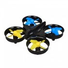 S105 4CH 4-Axis Mini Drone RC Quadcopter - Black