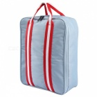 Outdoor Portable Zipper Storage Bag for Travel - Grey