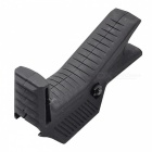 Universal New Plastic Grip w/ 20mm Rail for Gun / Rifle - Black