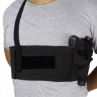Tactical L Yards Single Straps Invisible Waist Set of Alar Gun Bag