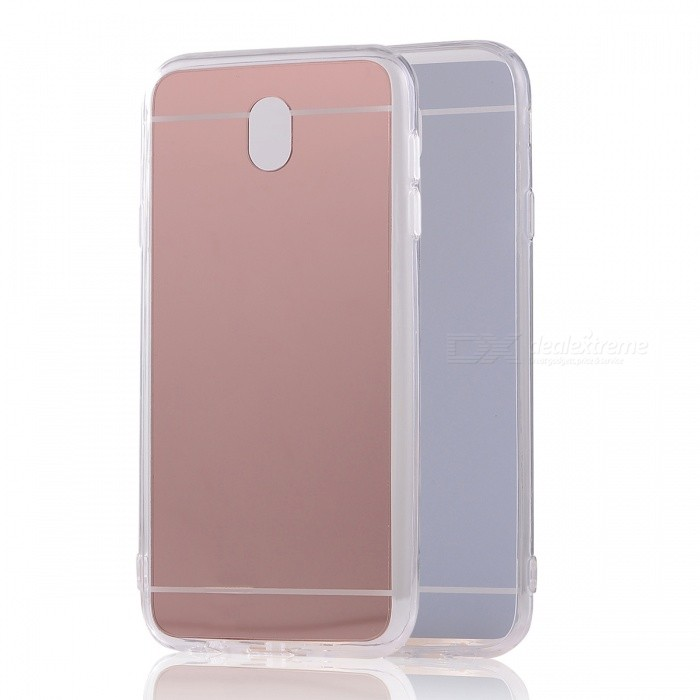 TPU + PC Mirror Back Case for Samsung Galaxy J730 (2017) / J7 Pro