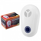 Elektronisk Ultrasonic Mosquito Rat Pest Repeller med LED-ljus