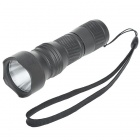 8W Mini Cree Q4 2-Mode 190-Lumen LED Flashlight with Strap (1*CR123A/1*16340)