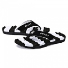 Buy 665 Unisex Summer Anti-slip Thong Sandal Flip-Flops - White (#40)