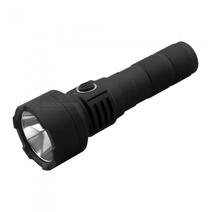 ZHAOYAO XM-L L2 USB Charging 5-Mode 18650 Flashlight - Black18650 Flashlights<br>Form  ColorBlackBrandOthers,ZHAOYAOQuantity1 DX.PCM.Model.AttributeModel.UnitMaterialAluminum alloyOther FeaturesZoom-to-throwEmitter BrandCreeLED TypeXM-LEmitter BINothers,L2Number of Emitters1Color BINWhiteWorking Voltage   3.8-4.5 DX.PCM.Model.AttributeModel.UnitPower Supply18650Current1 DX.PCM.Model.AttributeModel.UnitOutput(lumens)1001 and aboveTheoretical Lumens3800 DX.PCM.Model.AttributeModel.UnitActual Lumens3800 DX.PCM.Model.AttributeModel.UnitRuntime(hours)3.1-4Runtime1-2 DX.PCM.Model.AttributeModel.UnitNumber of Modes5Mode ArrangementHi,Mid,Low,Fast Strobe,SOSMode MemoryNoSwitch TypeOthers,ClickySwitch LocationSideLensGlassReflectorNoBeam Range300 DX.PCM.Model.AttributeModel.UnitStrap/ClipStrap includedPacking List1 x Flashlight<br>