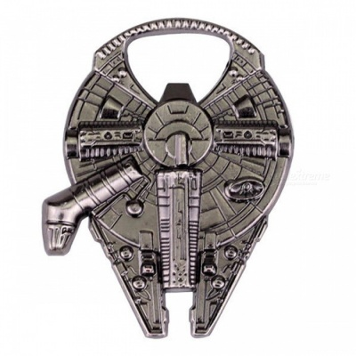 Star Wars Millennium Falcon Spacecraft Shape Bottle Opener