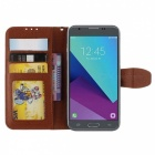 Dayspirit Lichee Pattern Leather Case for Samsung Galaxy J5 (2017)
