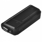 Portable USB Emergency Battery Charger - Black