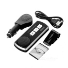 Bluetooth V2.1+EDR Sun Visor Mount Caller ID Handsfree Car Kit (16-Hour Talk/1000-Hour Standby)