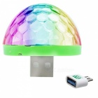 Buy YWXLight Mini Crystal Ball USB Stage Light Android - White (DC 5V)