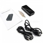 3.5mm AUX Port Bluetooth V4.1 Stereo Audio Receiver - Black