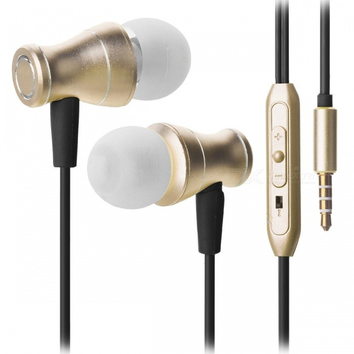 JEDX Magnetic Adsorption In-Ear Music Earphone with Mic - GoldenHeadphones<br>Form  ColorGoldenBrandOthers,JEDXMaterialABSQuantity1 pieceConnection3.5mm WiredBluetooth VersionNoConnects Two Phones SimultaneouslyNoCable Length120 cmLeft &amp; Right Calbes TypeEqual LengthHeadphone StyleBilateral,In-EarWaterproof LevelIPX0 (Not Protected)Applicable ProductsUniversalHeadphone FeaturesVolume Control,With Microphone,Lightweight,PortableSupport Memory CardNoSupport Apt-XNoPacking List1 x Earphone<br>