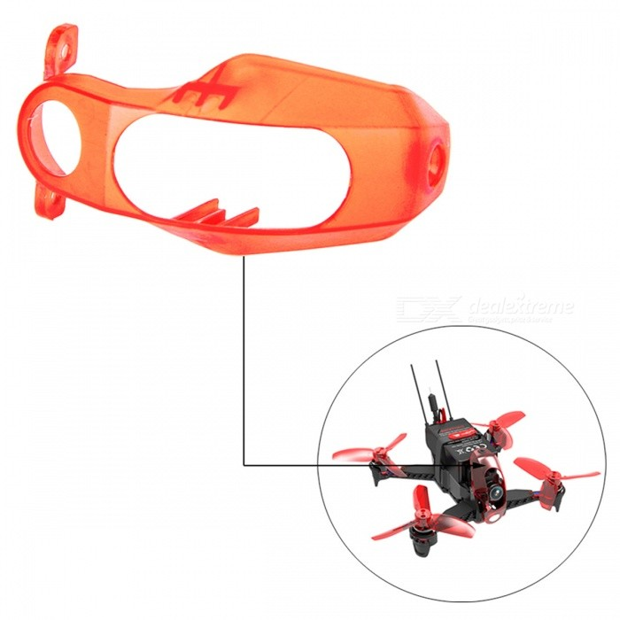 Walkera 110-Z-05 Rodeo 110 Spare Parts Camera GuardOther Accessories for R/C Toys<br>Form  ColorOrangeModelRodeo 110-Z-05MaterialPlasticQuantity1 DX.PCM.Model.AttributeModel.UnitCompatible ModelRodeo 110Packing List1 x Camera guard<br>