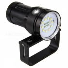 SPO 5000 lumens 3-Mode Professional Scuba Diving Lampe de poche