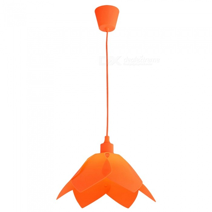 YouOKLight Modern Silica Gel E27 Light Pendant Holder - OrangeOther Accessories<br>Form  ColorOrangeModelYK2409MaterialSoft Silica GelQuantity1 pieceRate VoltageAC 85-265VConnector TypeE27Packing List1 x Modern Chandelier Fixture<br>