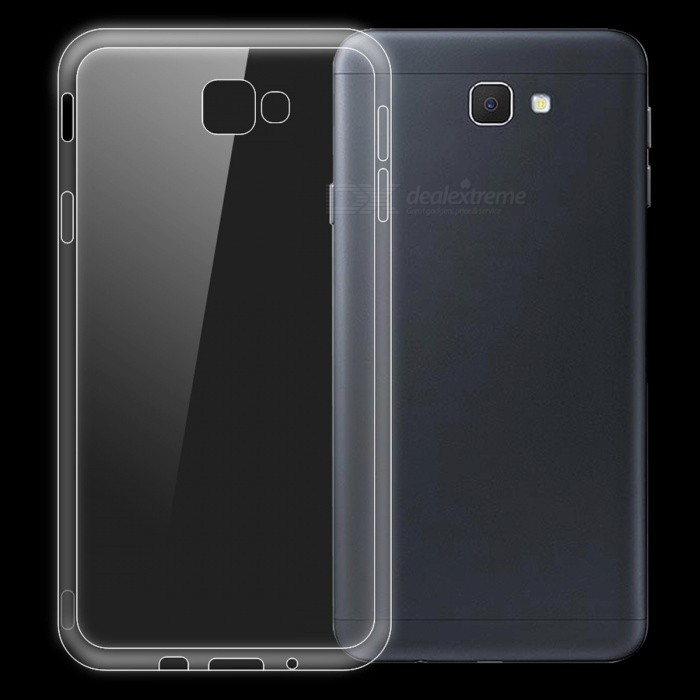 Dayspirit Ultra-Thin TPU Back Cover Case for Samsung Galaxy J7 Prime