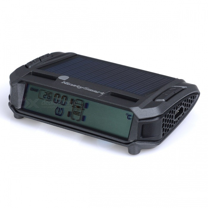 Infineon Chip Wireless Tire Pressure Monitoring System LCD Display