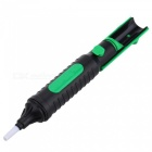 Dayspirit Manual Solder Sucker Pen, Solder Removal Tool - Black, Green