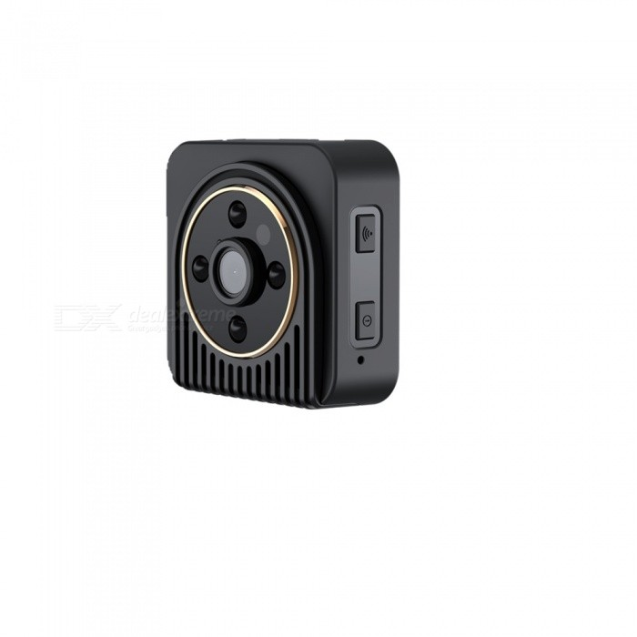 H5 32GB Wide Angle Wi-Fi Sport Action Camera with Night Vision - BlackCamcorders<br>Form  ColorBlack + 32GB MemoryModelH5Shade Of ColorBlackMaterialABSQuantity1 DX.PCM.Model.AttributeModel.UnitImage SensorCMOSAnti-ShakeNoFocal Distance2.8 DX.PCM.Model.AttributeModel.UnitFocusing Range2.8cmWide Angle150 DegreeEffective Pixels1280 x 720Picture FormatsJPEGStill Image Resolution1280 x 720Video FormatMP4Video Resolution1280 x 720Video Frame Rate30Cycle RecordYesISONoExposure CompensationNoSupports Card TypeTFSupports Max. Capacity64 DX.PCM.Model.AttributeModel.UnitBuilt-in Memory / RAM32GBLCD ScreenNoBattery included or notYesBattery Measured Capacity 600 DX.PCM.Model.AttributeModel.UnitNominal Capacity600 DX.PCM.Model.AttributeModel.UnitBattery TypeLi-polymer batteryWaterproofNoPacking List1 x Camera1 x Rotating magnetic base1 x Magnetic suction clip2 x Pellets1 x Manual2 x 3M stickers1 x USB line1 x Expansion bracket1 x 32G Memory Card<br>