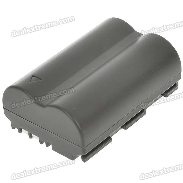 BP-511A Compatible 7.4V 1500mAh Battery Pack for Canon G-1/MV-300/MV-300i/MV-30i/MV-400i + More bp 208 compatible 850mah battery pack for canon mvx1sidc10 dc20 more