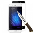 Naxtop Tempered Glass Screen Protector for Xiaomi Mi 5 - Black
