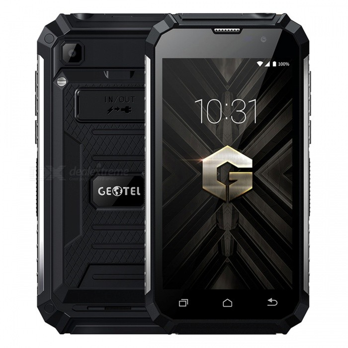 GEOTEL G1 Android 7.0 5.0 inch 3G Smartphone with 2GB£¬ 16GB - Black