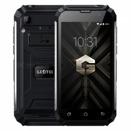 GEOTEL G1 Android 7.0 5.0 inch 3G Smartphone with 2GB, 16GB - Black