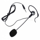 2st Motorcykelhjälm Bluetooth Headset Intercom - Svart (US Plug)