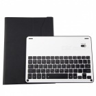 Backlight Keyboard with PU Case for 2017 New IPAD, Air, Air2 - Black