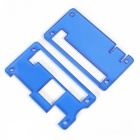 Raspberry Pi Zero W Enclosure Case with Heatsink - Blue