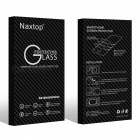Naxtop Tempered Glass Screen Protector for Xiaomi Redmi Note 4 -Black