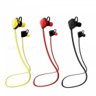 M3 Sportart Wireless Bluetooth In-Ear Kopfhörer mit Mic-Rote