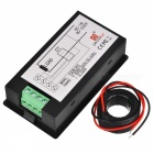 DC100V 100A Digital Voltmeter Ammeter, Battery Monitor Meters