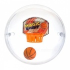 Novetly Stress Release Mini Palm Basketball Toy with Light