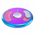 ZHAOYAO USB Charging Flying Disc Style Hand Spinner Lighter - Colorful