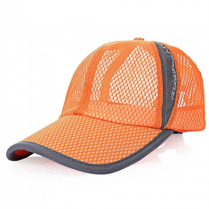 Outdoor Men And Women Sun Shade Baseball Net Cotton Hat - OrangeHeadwear<br>Form  ColorOrangeSizeFree SizeQuantity1 pieceMaterialCottonShade Of ColorOrangeSeasonsFour SeasonsGenderUnisexHead Circumference53-60 cmBest UseRunning,Mountaineering,Travel,Cycling,FishingSuitable forAdultsPacking List1 x Baseball Hat<br>