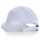 Outdoor Unisex General Sunscreen Quick Drying Sun Hat - White