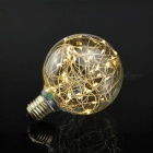 YWXLight E27 G95 Warm White String Light Filament lamp for Decor
