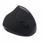 Ergonomisches Design Wireless Vertical Maus für Office Staff - Schwarz