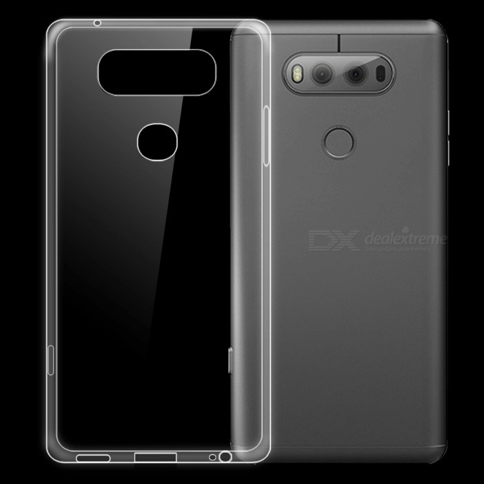 Dayspirit Ultra-Thin TPU Back Cover Case for LG V20