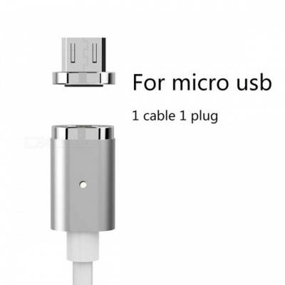 WSKEN Xcable mini 2 Magnetic Cable with Micro USB Adapter