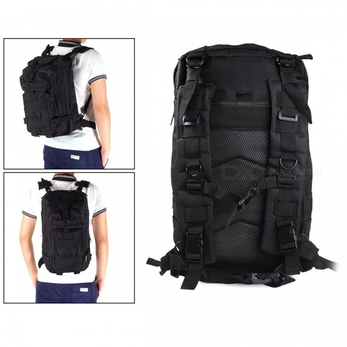25L Unisex Outdoor Military Army Tactical Backpack - Free shipping -  DealExtreme 9fae2e3dd6d