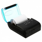 58mm bluetooth 4.0 android 4.0 pos receipt thermal printer - us plug